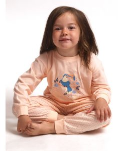 Cocodream pyjama lange mouwen meisjes aloha toucan