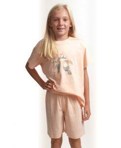 Cocodream pyjama korte mouwen meisjes toucans
