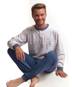 Outfitter pyjama lange mouwen heren horizons