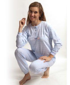 Cocodream pyjama lange mouwen dames summer fruits