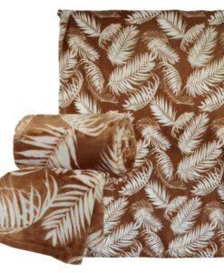 Plaid Fien 150x200cm coconut