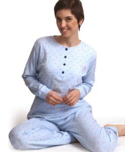 Cocodream - Pyjama lange mouwen dames dream interlock